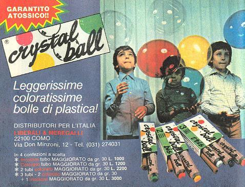 Retro zone la pubblicita 39 anni 80 lsd liquid sky design - Dolce forno gioco ...