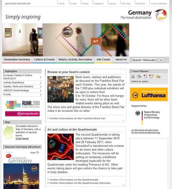 Germany Tourism