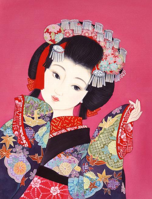 Japanese Art: Nozaki Village: Osame. Kisho Tsukuda. 2005